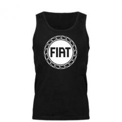 Мужская майка Fiat logo