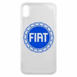 Чохол для iPhone Xs Max Fiat logo