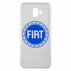 Чохол для Samsung J6 Plus 2018 Fiat logo