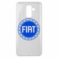 Чохол для Samsung J8 2018 Fiat logo