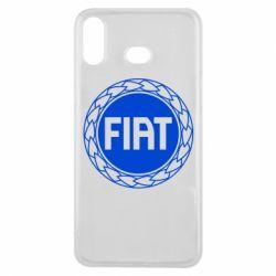 Чохол для Samsung A6s Fiat logo