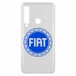 Чохол для Samsung A9 2018 Fiat logo