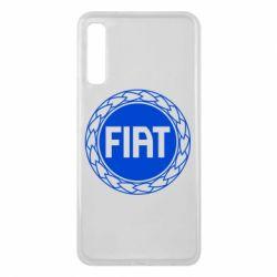 Чохол для Samsung A7 2018 Fiat logo