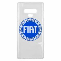 Чохол для Samsung Note 9 Fiat logo
