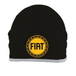 Шапка Fiat logo
