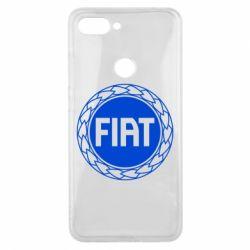 Чохол для Xiaomi Mi8 Lite Fiat logo