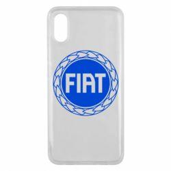 Чохол для Xiaomi Mi8 Pro Fiat logo