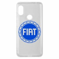 Чохол для Xiaomi Redmi Note Pro 6 Fiat logo