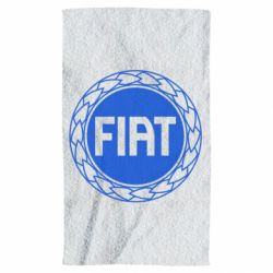 Рушник Fiat logo