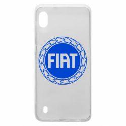 Чохол для Samsung A10 Fiat logo