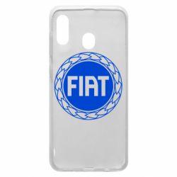 Чохол для Samsung A30 Fiat logo