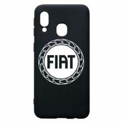 Чохол для Samsung A40 Fiat logo