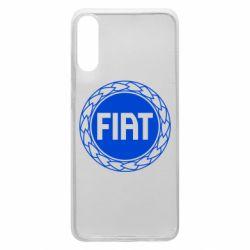 Чохол для Samsung A70 Fiat logo