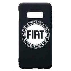 Чохол для Samsung S10e Fiat logo