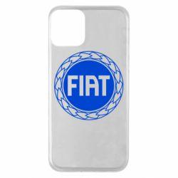 Чохол для iPhone 11 Fiat logo