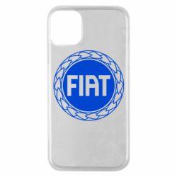 Чохол для iPhone 11 Pro Fiat logo