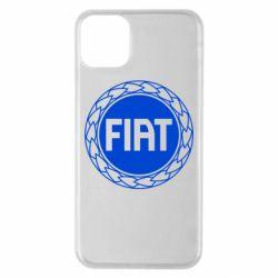 Чохол для iPhone 11 Pro Max Fiat logo