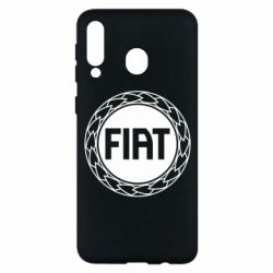 Чохол для Samsung M30 Fiat logo