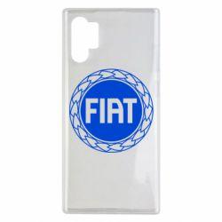 Чохол для Samsung Note 10 Plus Fiat logo