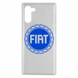 Чохол для Samsung Note 10 Fiat logo