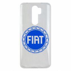 Чохол для Xiaomi Redmi Note 8 Pro Fiat logo