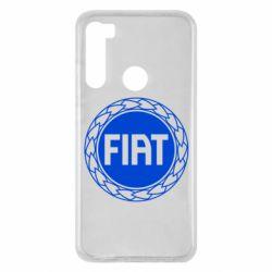 Чохол для Xiaomi Redmi Note 8 Fiat logo