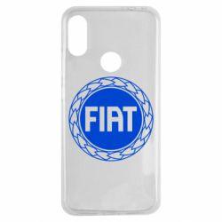 Чохол для Xiaomi Redmi Note 7 Fiat logo