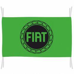 Прапор Fiat logo