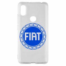 Чохол для Xiaomi Redmi S2 Fiat logo