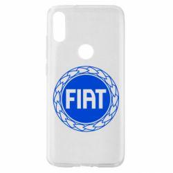 Чохол для Xiaomi Mi Play Fiat logo