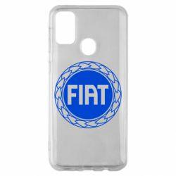 Чохол для Samsung M30s Fiat logo