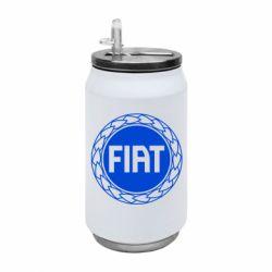 Термобанка 350ml Fiat logo