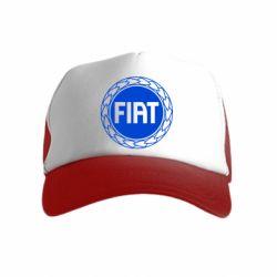 Дитяча кепка-тракер Fiat logo