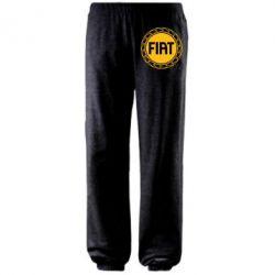 Штаны Fiat logo