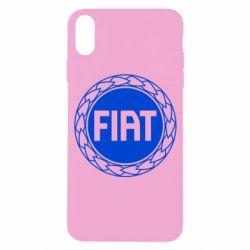 Чохол для iPhone X/Xs Fiat logo