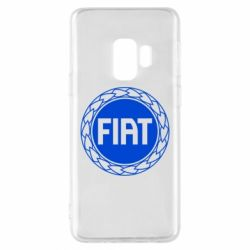 Чохол для Samsung S9 Fiat logo