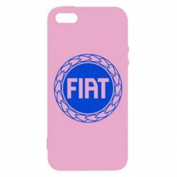 Чохол для iphone 5/5S/SE Fiat logo