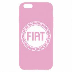 Чохол для iPhone 6/6S Fiat logo