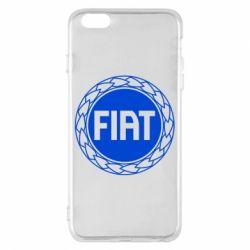 Чохол для iPhone 6 Plus/6S Plus Fiat logo