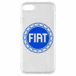 Чохол для iPhone 7 Fiat logo