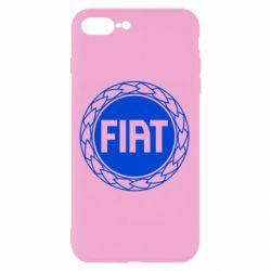 Чохол для iPhone 7 Plus Fiat logo