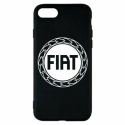 Чохол для iPhone 8 Fiat logo