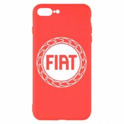 Чохол для iPhone 8 Plus Fiat logo