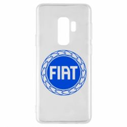 Чохол для Samsung S9+ Fiat logo