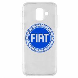 Чохол для Samsung A6 2018 Fiat logo