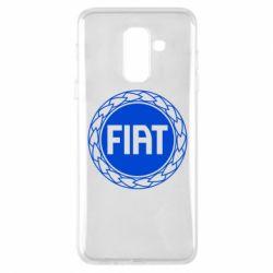 Чохол для Samsung A6+ 2018 Fiat logo