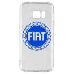 Чохол для Samsung S7 Fiat logo