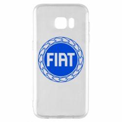 Чохол для Samsung S7 EDGE Fiat logo