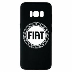 Чохол для Samsung S8 Fiat logo