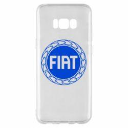 Чохол для Samsung S8+ Fiat logo